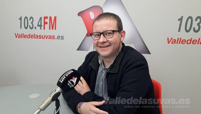 Sergio Puerto PP Aspe