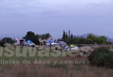 Photo of #Aspe: Accidente en el Desvío de Aspe