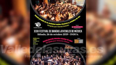 Photo of #Sax: La banda de educandos de la Unión Musical y Artística ofrece un concierto en el Teatro Wagner