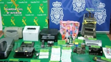 Photo of #Comarca: Desarticulan una red especializada en falsificación de pagarés y cheques