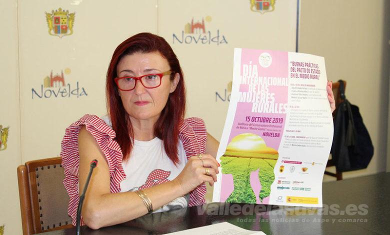Photo of #Novelda conmemora el Día Internacional de las Mujeres Rurales