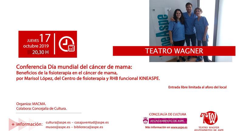 Charla cáncer de mama
