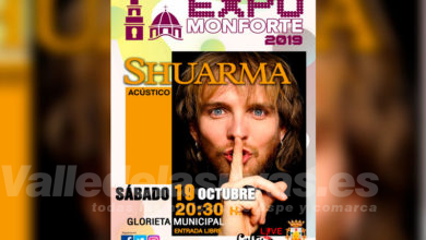 Photo of #Monforte: Shuarma, plato fuerte de ExpoMonforte