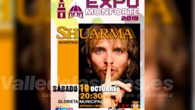 Shuarma en Monforte