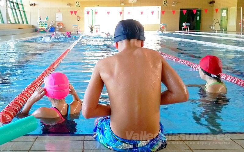 Programas acuáticos Aspe