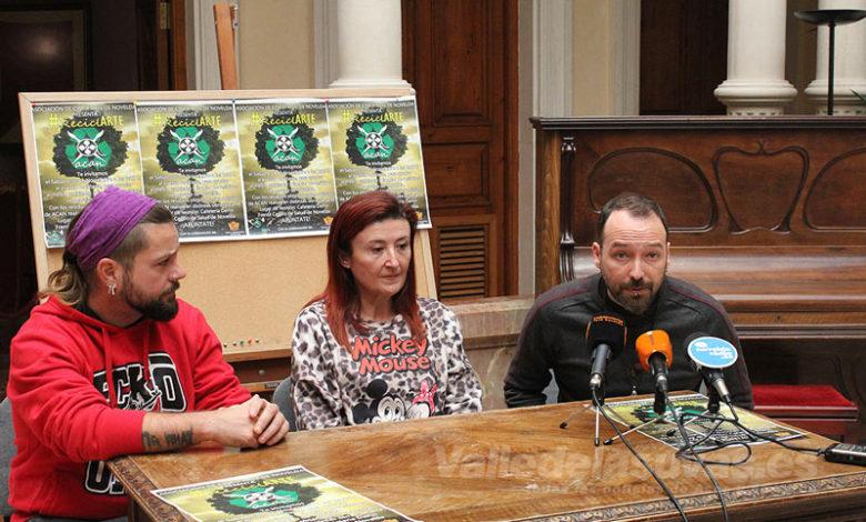 Photo of #Novelda: La Asociación de Cine y Arte organiza ReciclARTE, una jornada de limpieza medioambiental