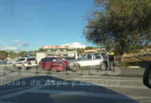 Photo of #Aspe: Accidente de tráfico con heridos en Aspe