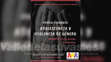 Photo of #Aspe en Común realizará una charla sobre 'Adolescencia y violencia de género'