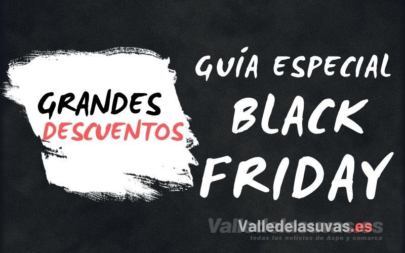 Black Friday en el Valle de las Uvas