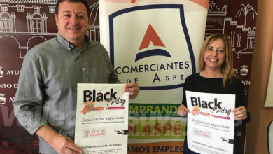 Campaña Black Friday Aspe