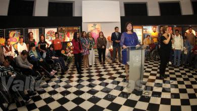 Photo of #Diputación: 'Expocreativa 2019' muestra el talento de las personas con diversidad funcional