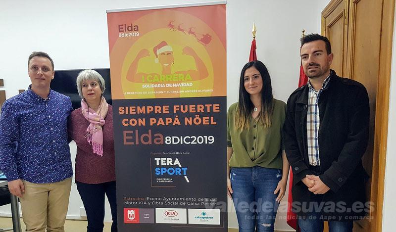 Carrera Solidaria Elda