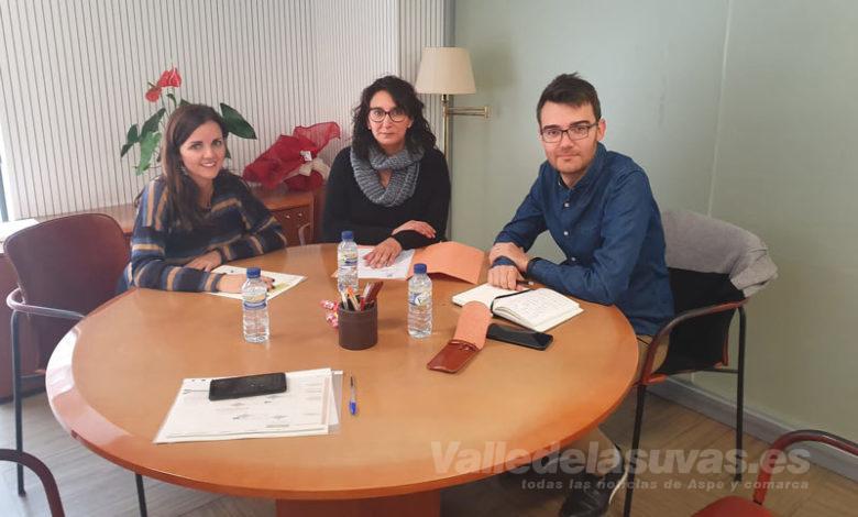 Photo of #Novelda: Presentan a la Generalitat el proyecto de homologación del Centro de Atención Temprana