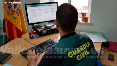 Guardia Civil detención estafa en Novelda