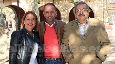 Photo of #Aspe: Lázaro Azorín, candidato al Congreso, pide el voto para el PSOE en Aspe