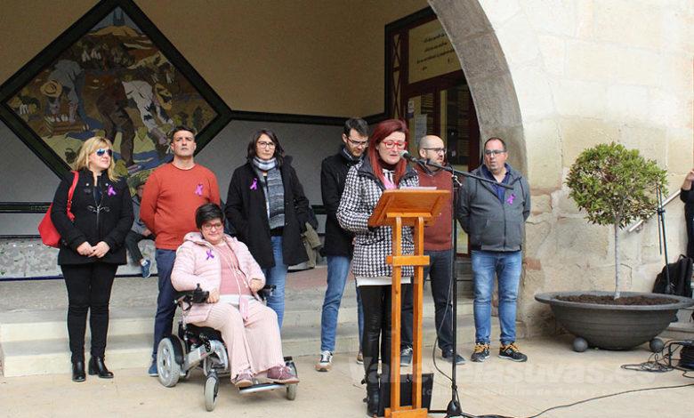 Photo of #Novelda: Multitudinario acto en el Día para la Eliminación de la Violencia contra la Mujer