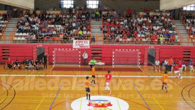 Photo of #Aspe: El Aspe Fútbol Sala presenta a sus equipos en el Pabellón Deportivo