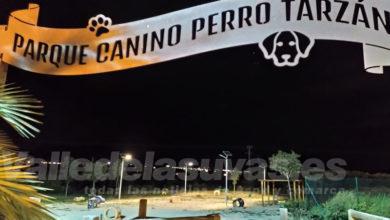 Photo of #Aspe: Iluminan el Parque Canino con cuatro farolas con placas solares