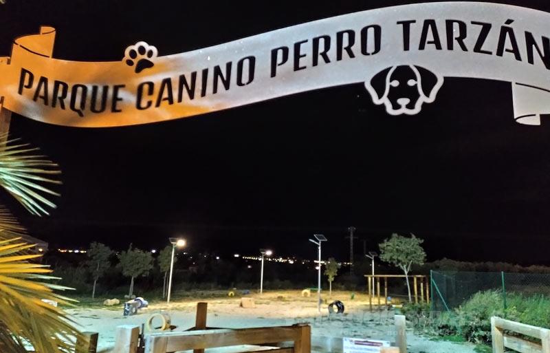 Parque canino Perro Tarzán