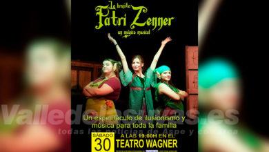 Photo of #Aspe: El teatro Wagner acoge la magia de la brujita Patri Zenner