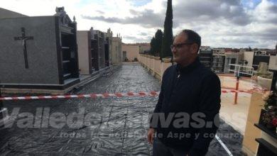 Photo of #Petrer: Pavimentan 1.470 metros cuadrados de calles interiores del cementerio de Petrer