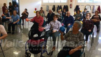 Photo of #Petrer: 150 mayores se benefician de la gerontogimnasia