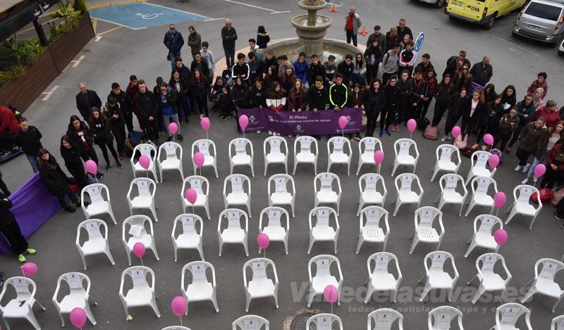 Pinoso Día contra la Violencia de Género