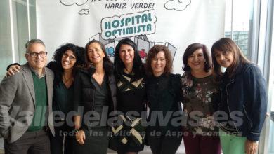 Photo of #Comarca: La aspense Mari Carmen Prieto, galardonada en los premios Hospital Optimista