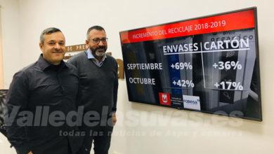 Photo of #Elda: La recogida de cartón y envases aumenta un 41%