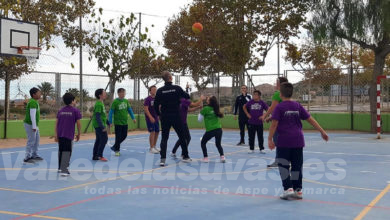 Photo of #Aspe: Los juegos escolares celebran la Supercopa de baloncesto