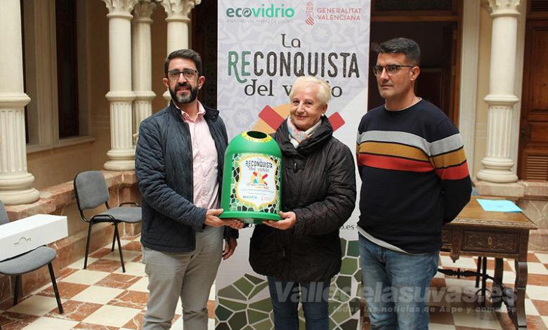 Photo of #Novelda: Las comparsas reciclaron 4.700 kg de vidrio durante las fiestas