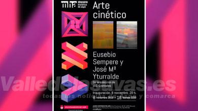 Photo of #Aspe: Exponen obras de Eusebio Sempere y José María Yturralde en el Museo Histórico