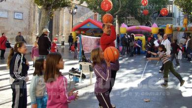 Photo of #Aspe: Comienza el programa deportivo navideño con una jornada infantil en la Plaza Mayor