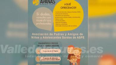 Photo of #Aspe: APANAS organiza una tómbola benéfica de cara a la Navidad