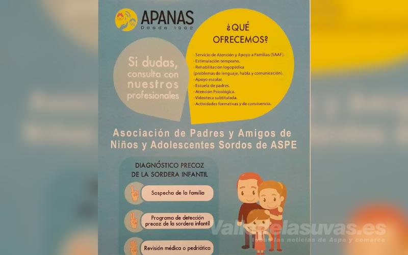 APANAS Aspe