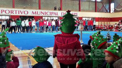Photo of #Aspe: El Pabellón acoge el festival de villancicos del Colegio Vistahermosa