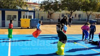 Photo of #Aspe: Deportes organiza una nueva Mini-olimpiada con sus alumnos más pequeños
