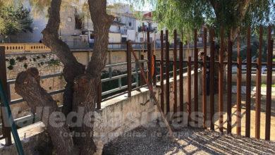 Photo of #Aspe: Instalan un vallado para mejorar la seguridad del Castillo del Aljau