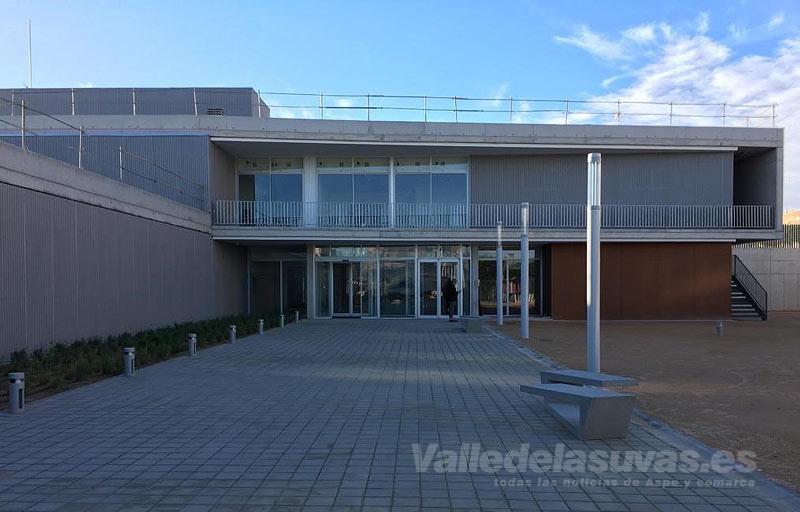 Nuevo Centro de Salud de Aspe