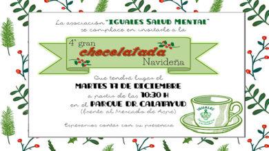 Photo of #Aspe: Iguales Salud Mental organiza la cuarta chocolatada de Navidad