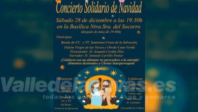 Photo of #Aspe: La Banda del Santísimo Cristo de la Salvación ofrece un Concierto Solidario de Navidad