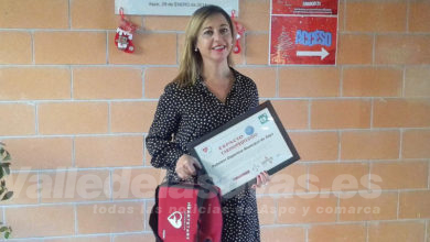 Photo of #Aspe renueva los certificados de espacios cardioprotegidos de las instalaciones deportivas