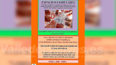 Photo of #Aspe acoge una nueva sesión de los Espacios Familiares
