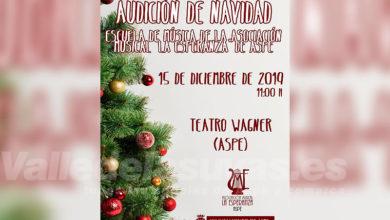 Photo of #Aspe: La Asociación Musical La Esperanza ofrece una audición de Navidad
