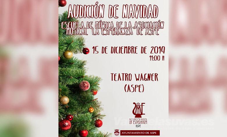 Audición Navidad La Esperanza