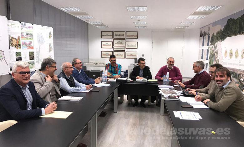 """Photo of #Novelda se postula para acoger un """"puerto seco"""" provincial"""