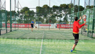 Photo of #Aspe: Vuelven los torneos de pádel a las pistas municipales