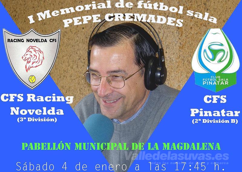 I Memorial Pepe Cremades