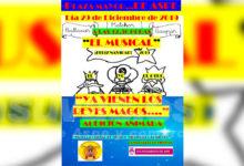 Photo of #Aspe: La Asociación Musical Virgen de las Nieves prepara el musical 'Ya vienen los Reyes Magos'