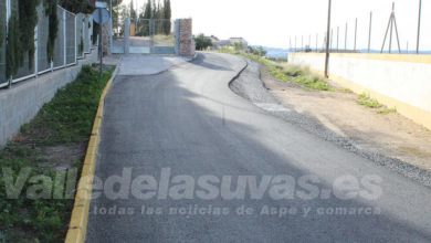 Photo of #Novelda: Invierten 94.000 euros en el reasfaltado de caminos rurales